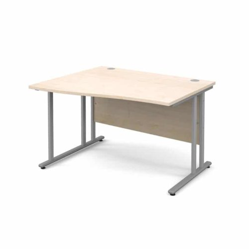 Maple Wave Desks