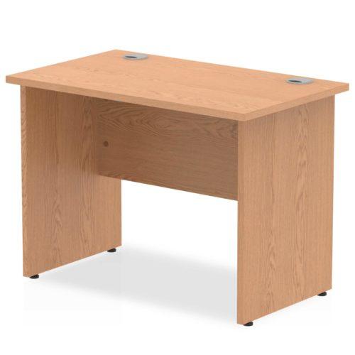 Oak Panel Desk