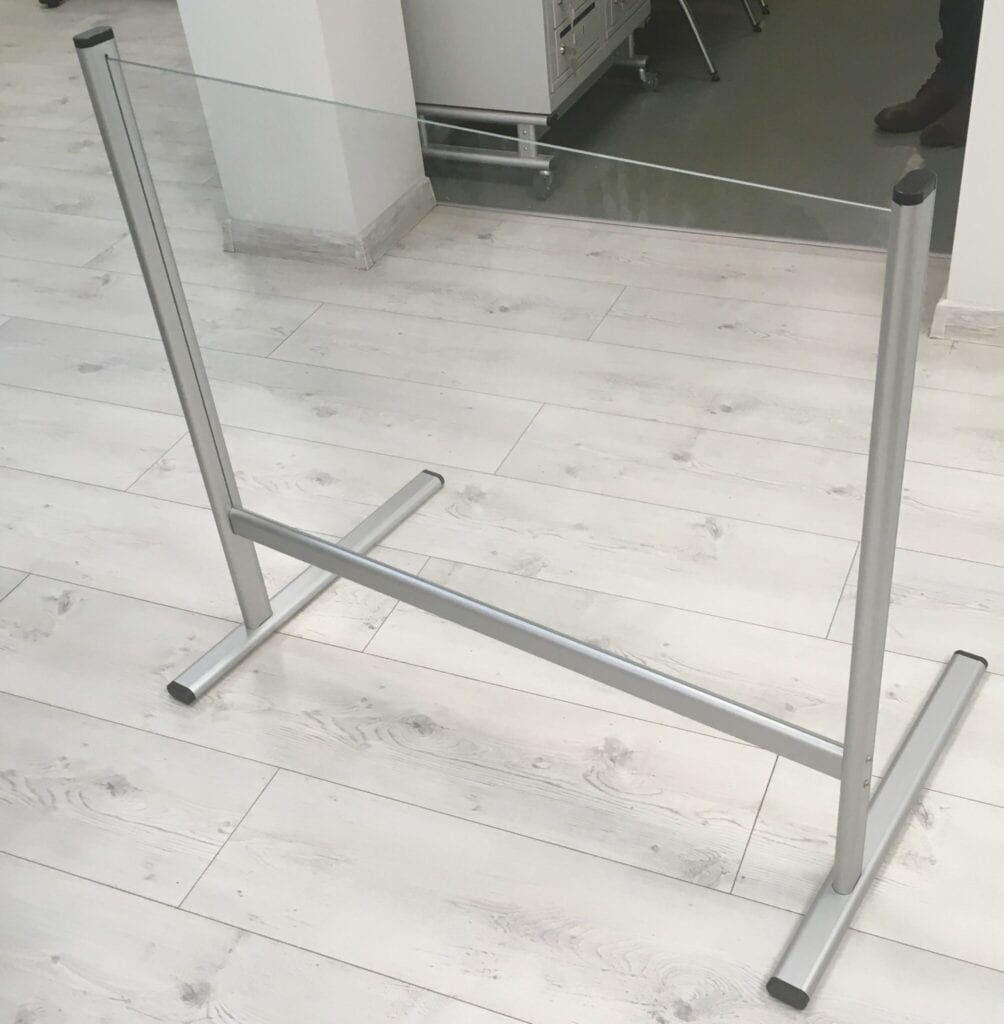 Clear Protection Screens - Desk and Counter Screen