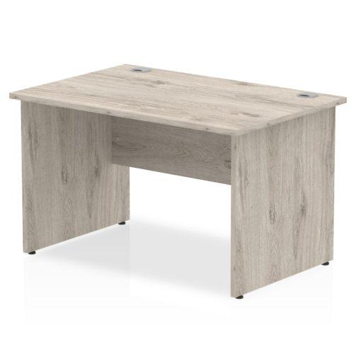 Grey Panel Desk