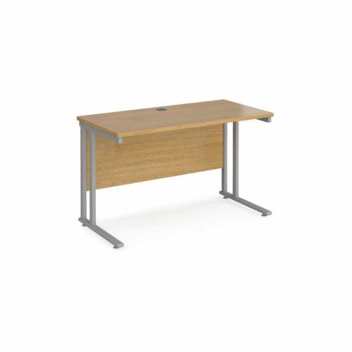 Oak Compact Desks