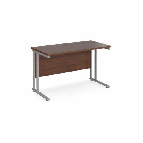 Walnut Compact Desks