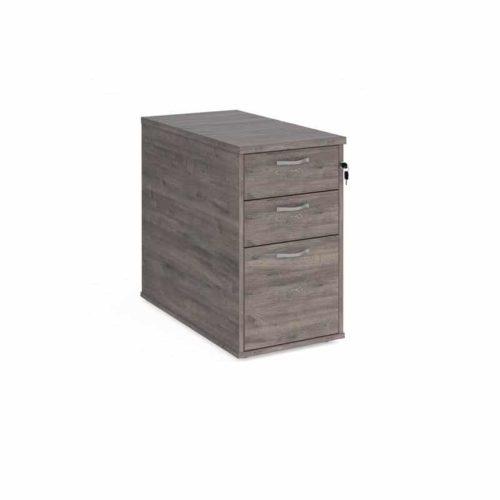 Grey Oak Pedestal